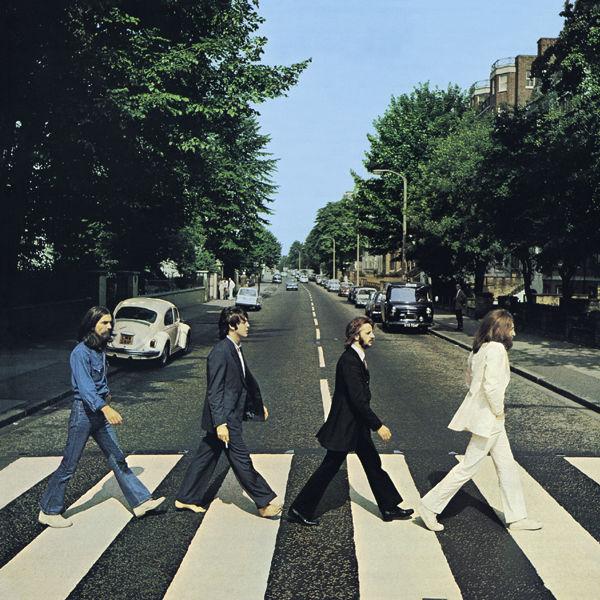Les Beatles et la traversée de l'Abbey Road